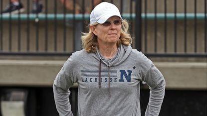 Cindy Timchal has now led Navy to seven appearances in the NCAA Tournament. Navy will play High Point in the opening round on Friday in Charlottesville.