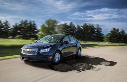 Gm Halts Chevrolet Cruze Sales Over Air Bag Problem Recalls Expected Baltimore Sun