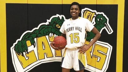 Perry Hall senior guard-forward Courtney Shaw signed in November with Northwestern, where she plans to pursue a degree in biomedical engineering while playing basketball.