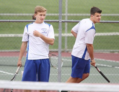 Tennis: Lions net another boys county title
