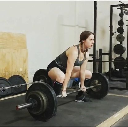 Eldersburg resident Emily Costolo recently started competitive weightlifting and fell in love with the sport, an activity she said helped her overcome an eating disorder.