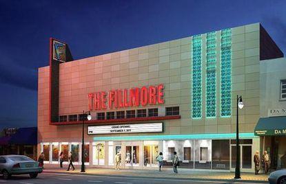 New Fillmore Theater