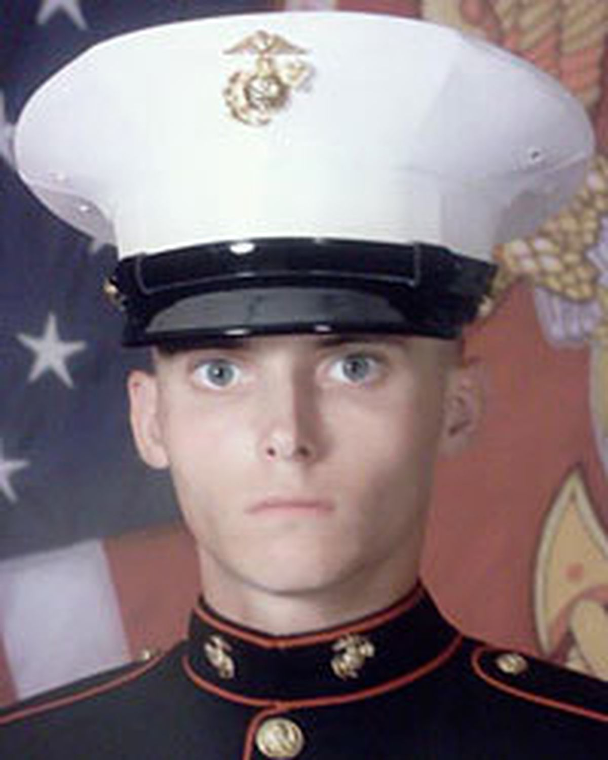 Officials release name of N C  Marine found dead at Fort Meade