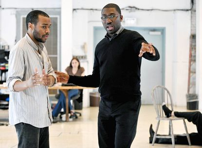 Center Stage's Kwame Kwei-Armah is finally putting his vision on stage