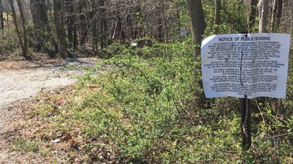 A Circuit Court judge has turned down Harford County's motions for a new trial and to set aside the $45.4 million judgment against the county in the Gravel Hill rubblefill case. The county's next move will be an appeal to the Court of Special Appeals, a spokesperson said.