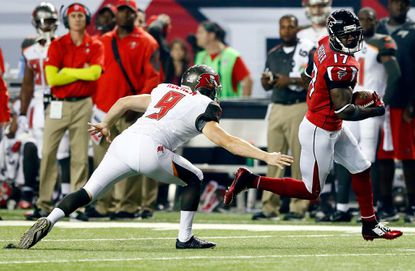 Ravens' goal is to contain Falcons returner Devin Hester, not avoid him