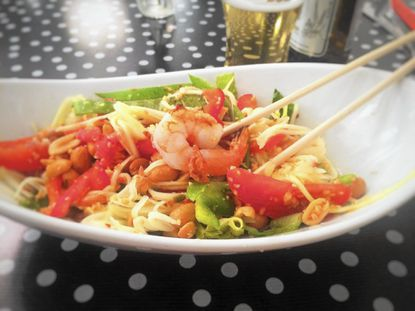 Little Spice in Hanover provides beautifully presented, authentic Thai food