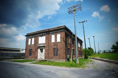Major Crimes Unit's headquarters on South Clinton Street