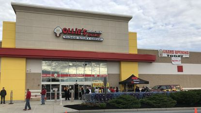 Ollie's Bargain Outlet to host first wedding and formal dress sale in Baltimore-area stores