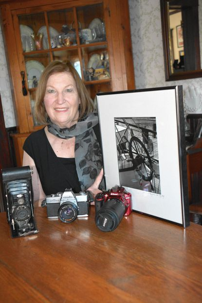 Local photographer Kay Betz wants to 'inspire people to look