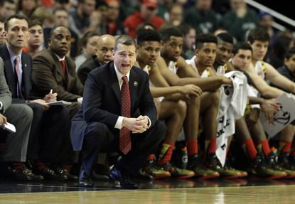 Terps' Turgeon named court coach for U.S. Pan American team training camp