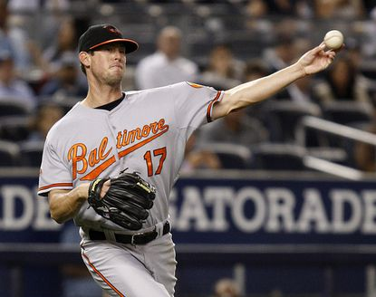 Left-hander Brian Matusz makes his second exhibition start of the spring today against the Phillies in Clearwater.