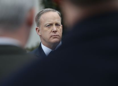Sean Spicer just joined the Naval Academy Board of Visitors. Who are they?