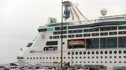 46 fall sick on Royal Caribbean cruise ship that departed from Baltimore
