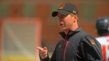 Maryland coach John Tillman bade farewell to eight different coaches -- and welcomed one back -- during his tenure.