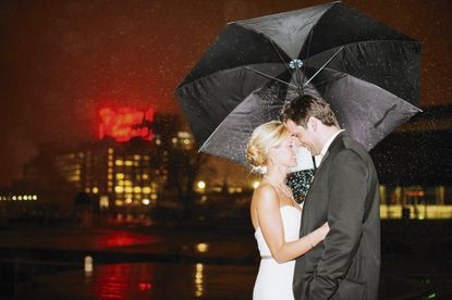 Wedded: Annabelle Alberts and Scott Palagyi