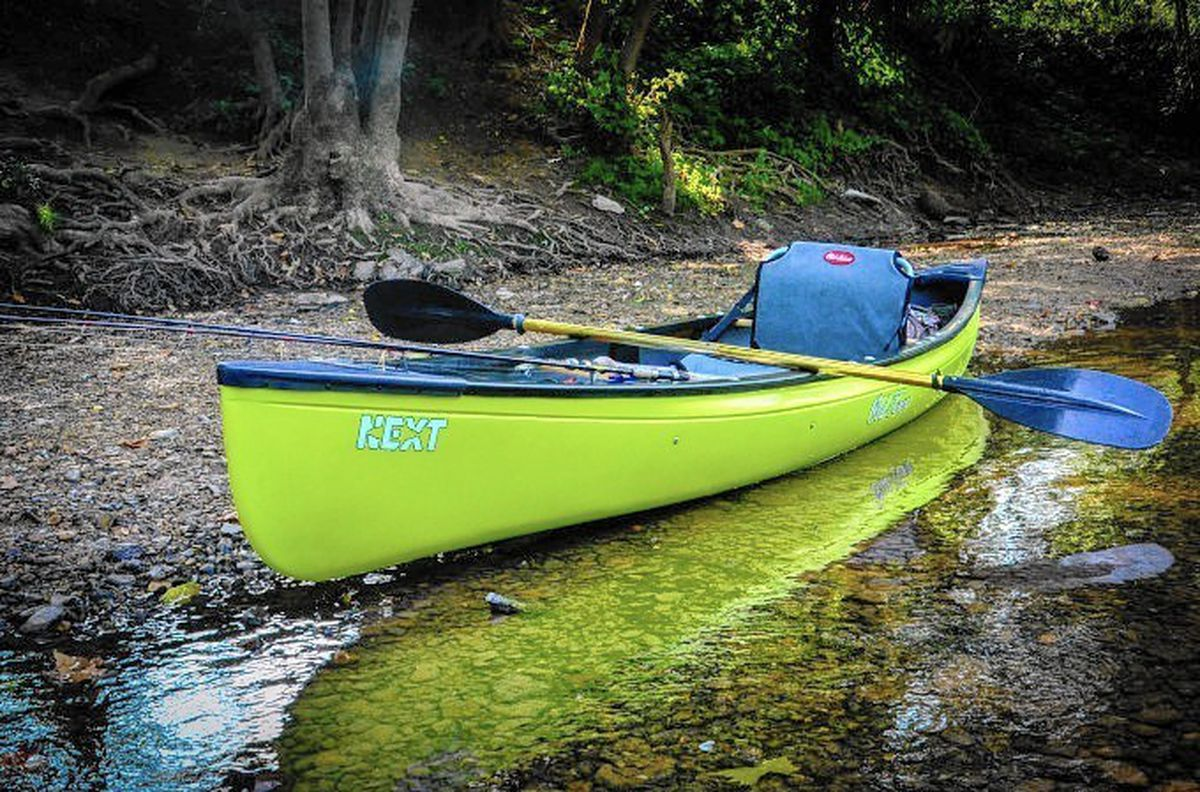 A review of the NEXT canoe - Carroll County Times