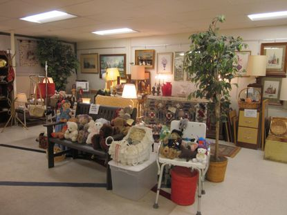 The Treasure Shop, the thrift shop at Integrace Fairhaven retirement community in Sykesville, will be open on Sept. 14 from 10 a.m. to 2 p.m.