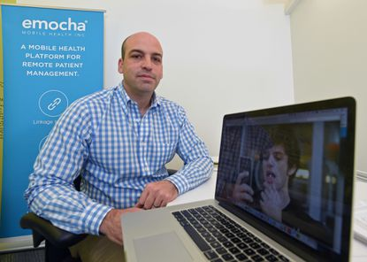 Baltimore, MD. -- Sebastian Seiguer is the CEO and co-founder of emocha Mobile Health, which just landed three contracts in California for its medication adherence mobile app.