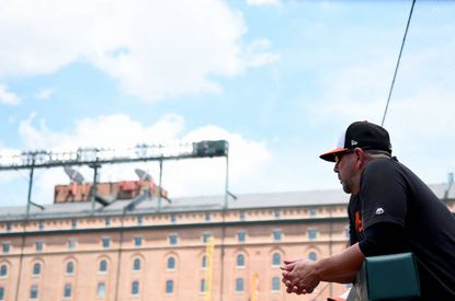 Orioles on deck: Lineups, pitching matchup and how to watch Tuesday's game vs. Nationals