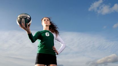 Atholton junior outside hitter Lisa Zoch is the 2017 Howard County Times volleyball Player of the Year.