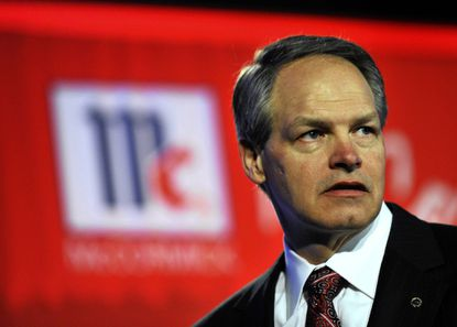 Alan Wilson has been the CEO of McCormick & Company since 2008.