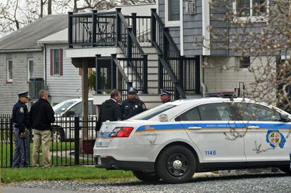 Baltimore County Police called to a home in the 4000 block of Bay Drive around 10 a.m. encountered a woman with an agitated man. He could not subdued with a taser, and after he grabbed some knives, an officer tried unsuccessfully to taser him again, and then shot him, according to PIO Cpl. John Wachter.