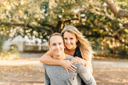 Lauren Tabor and RJ Gray are engaged to be married. - Original Credit: Courtesy Photo