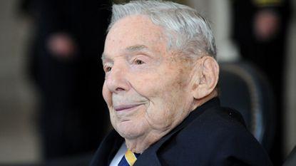 Rear Admiral Edgar Keats, World War II veteran and oldest Naval Academy graduate, dies at 104