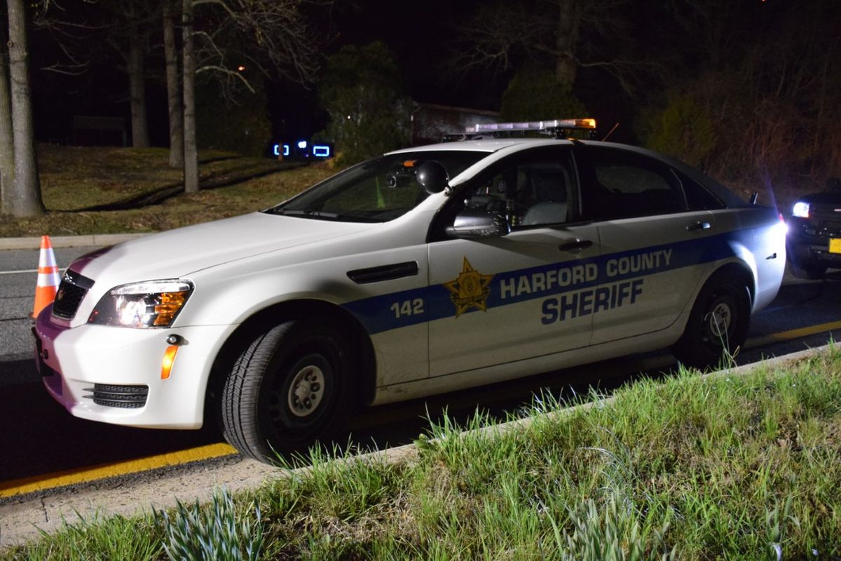 Harford sheriff's office investigating shooting near Aberdeen