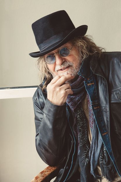Q&A: Ray Wylie Hubbard talks 'dead thumb' guitar playing, working with Willie Nelson, and more