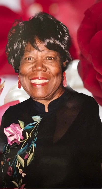 Evelyn McIntosh taught in Baltimore public schools for 33 years.