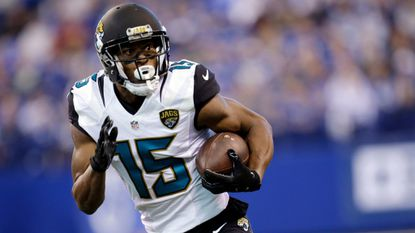 Local restaurant Jimmy's Seafood offered wide receiver Allen Robinson II, formerly of the Jacksonville Jaguars, free crab cakes for life should he accept a potential bid from the Baltimore Ravens.