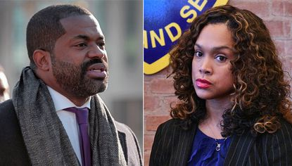 Federal prosecutors have opened a criminal investigation into Baltimore City Council President Nick Mosby and State's Attorney Marilyn Mosby. (Staff/Baltimore Sun).