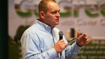 The Maryland Republican Party has selected Jason C. Gallion, a Harford County farmer, to run in this year's primary election for the District 35 Senate seat following the sudden death Sunday of incumbent Republican Sen. H. Wayne Norman Jr.