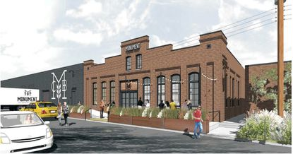 Monument City Brewing to open new brewery and taproom in Highlandtown
