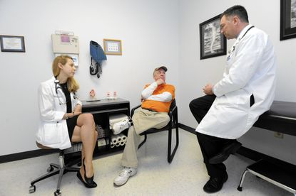 University of Maryland program encourages medical students to consider primary care