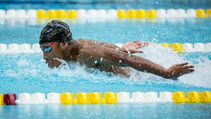 Waldorf resident Lawrence Sapp, who was diagnosed with autism when he was 18 years old, relied on his speed and relentless work ethic to qualify for his first Paralympics.