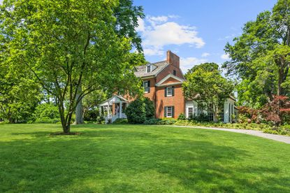 Historic Hickory Ridge property in Howard County on the market for $9 million