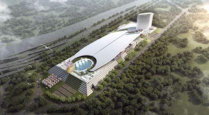 MGM National Harbor rendering
