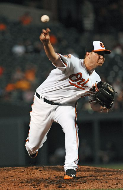 Orioles pitcher Steve Johnson has nine strikeouts against the Mariners in his first career start Wednesday night.