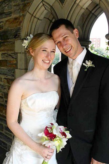 Pfefferkorn-de Messieres wed