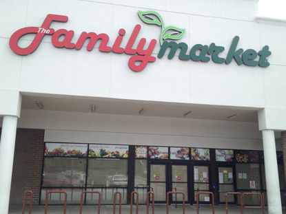 The Family Market, located in the Long Reach Village Center, has been evicted after failing to pay rent.