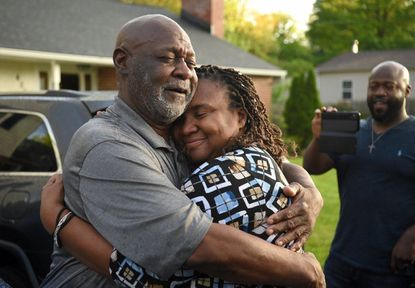 Father, daughter reunited in Havre de Grace after 50 years