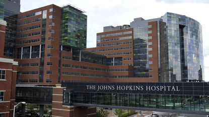 A group of nurses has filed a formal complaint with the National Labor Relations Board against Johns Hopkins Hospital for allegedly impeding their efforts to form a union.