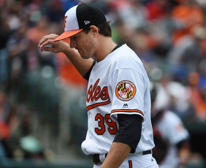 Orioles' Kevin Gausman admits to 'scuffling along' after another rough start