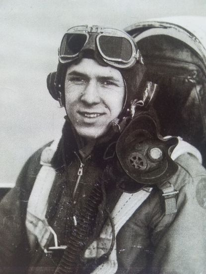 Bernard Sledzik helped provide air cover for the invasion of Normandy on D-Day.