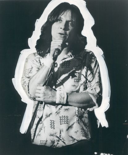 """Benny Mardones' 1980 hit """"Into the Night"""" cracked Billboard singles charts three separate times. He's shown here in an archived photo from Private Stock Records from 1978."""