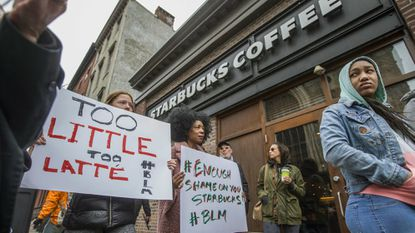'All eyes are on Starbucks' as it seeks to fight discrimination