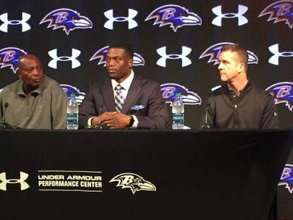 Ravens add 'complete player' in TE Benjamin Watson, add more cap space, remain disciplined